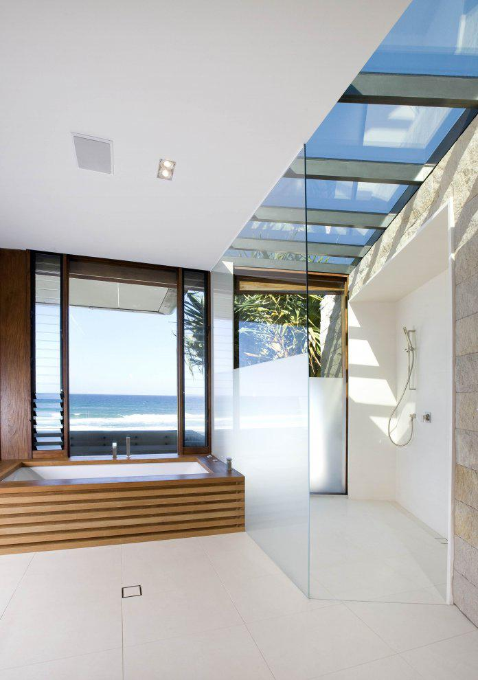 حمام خانه ویلایی