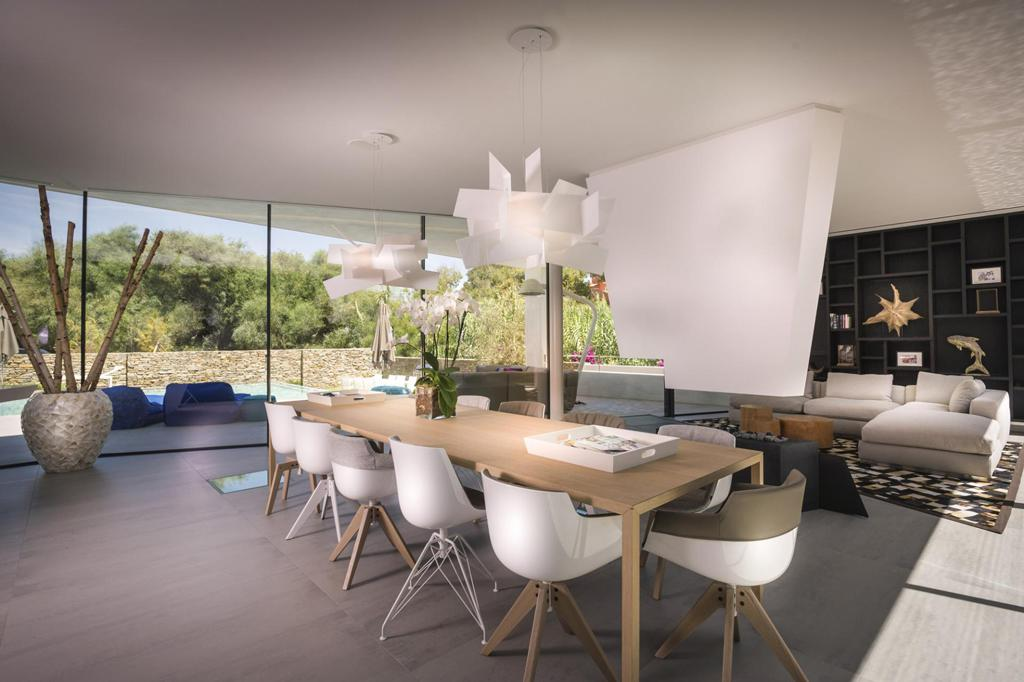 آشپزخانه خانه ویلایی