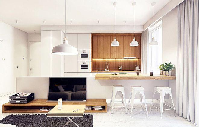 مدل آشپزخانه سفید