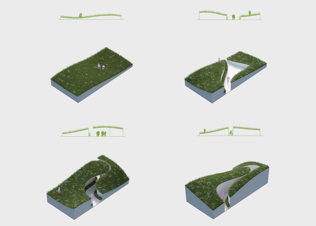 محوطه سازی فضای سبز