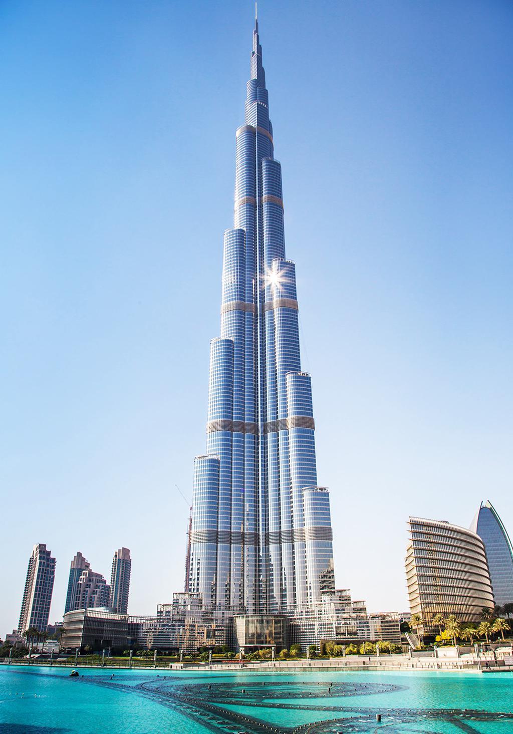 Image result for برج خلیفه