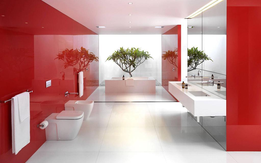 مجموعه 20 مدل طراحی سرویس بهداشتی مدرن