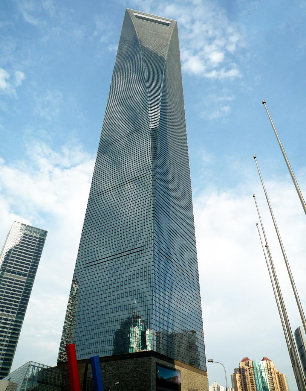 برج بلند دنیا