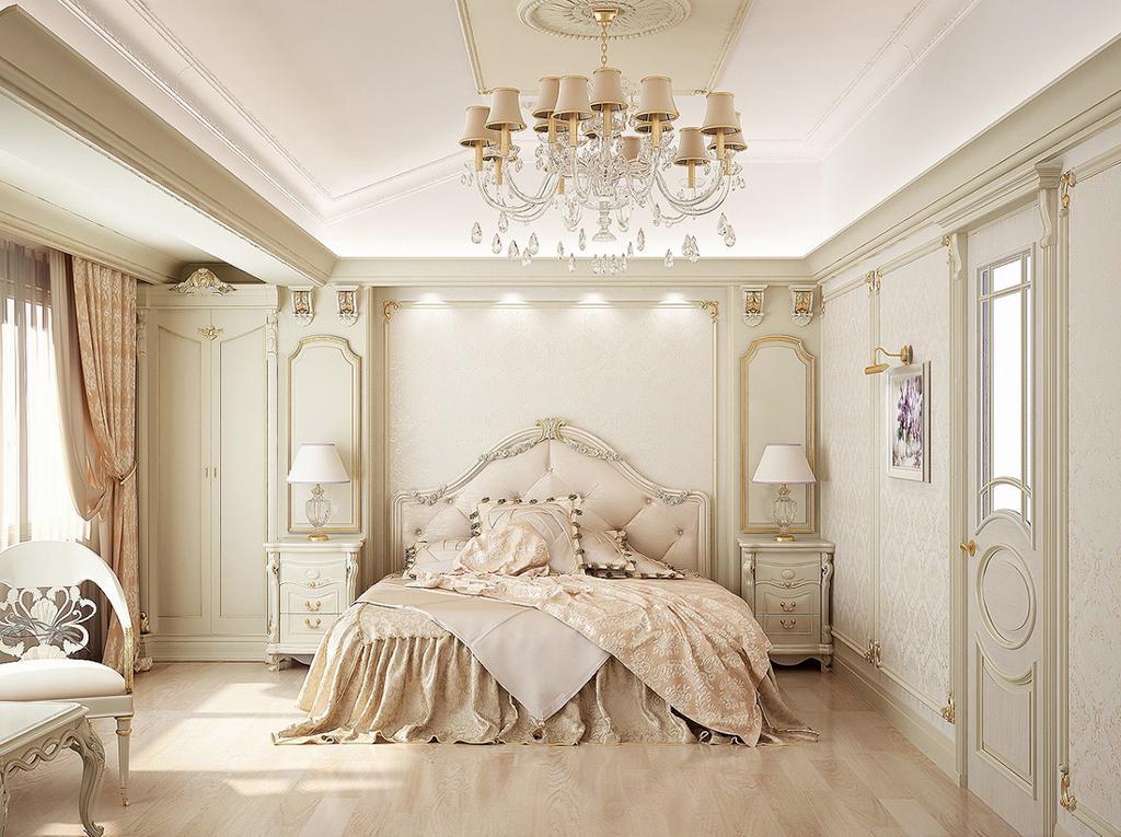 دکوراسیون اتاق خواب عروس
