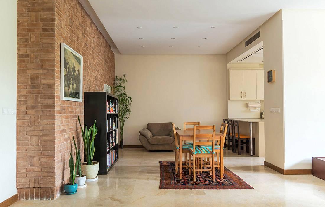 تزیین پارکینگ خانه دکوراسیون منزل ایرانی/ آپارتمان 120 متری – خانه طرح