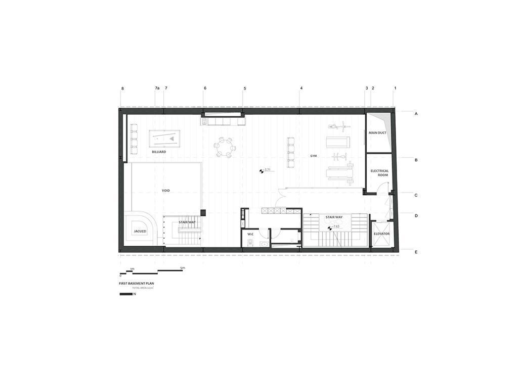 نقشه خانه