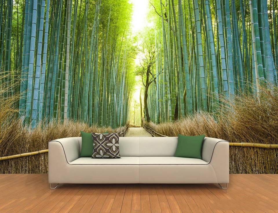 طراحی داخلی منزل با پوستر دیواری خانه طرح