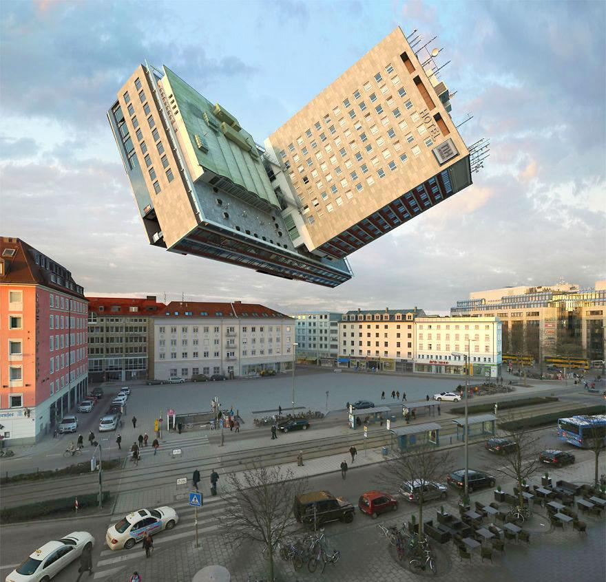طراحی سه بعدی خانه