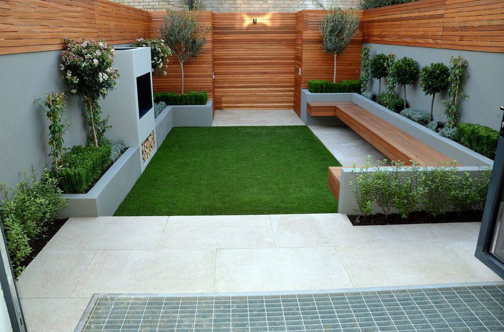 حیاط سازی خانه