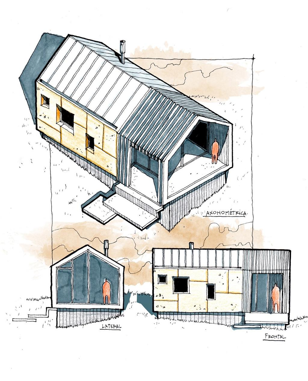 شیت بندی معماری