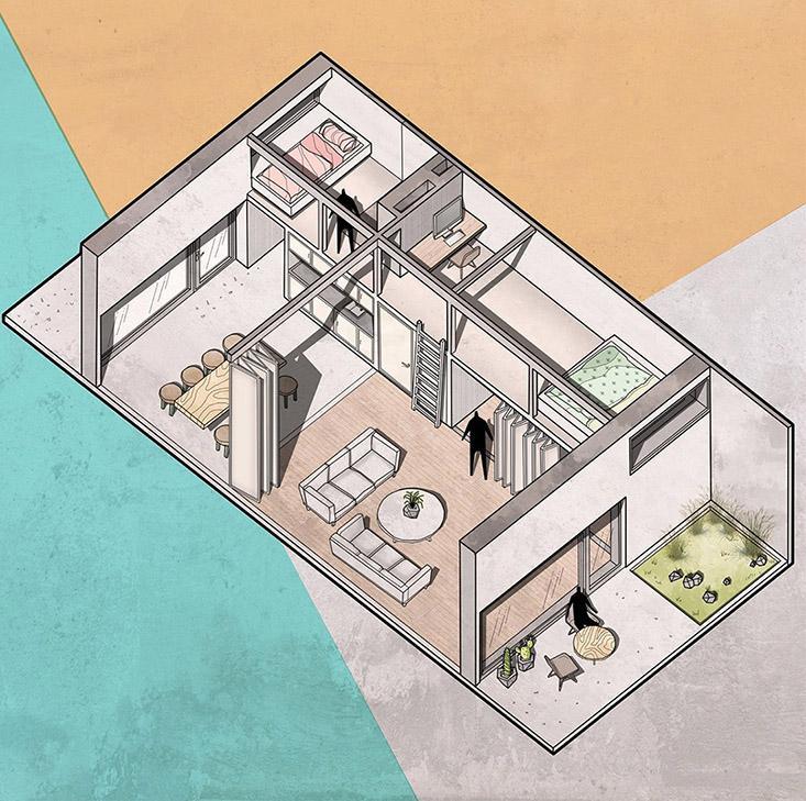 طراحی شیت معماری