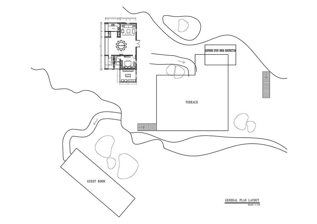 نقشه ویلا