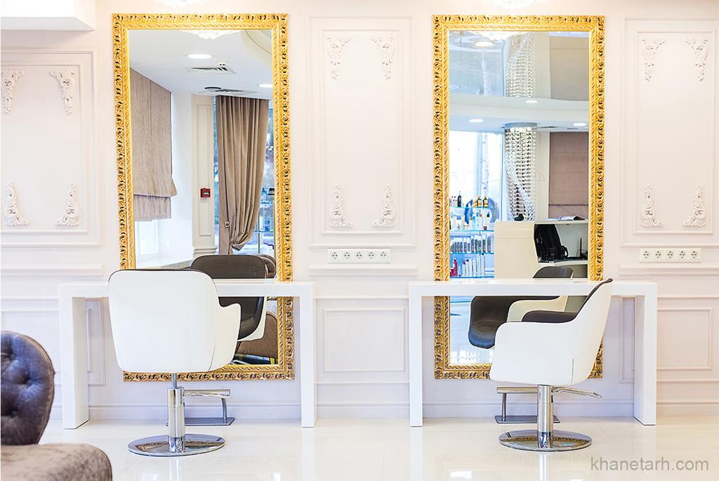 طراحی آرایشگاه زنانه
