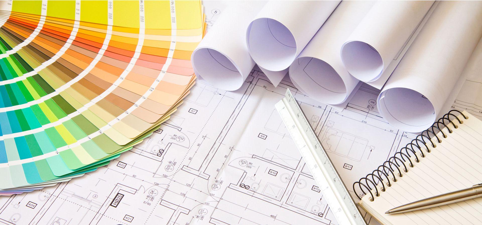 طراحی نقشه معماری