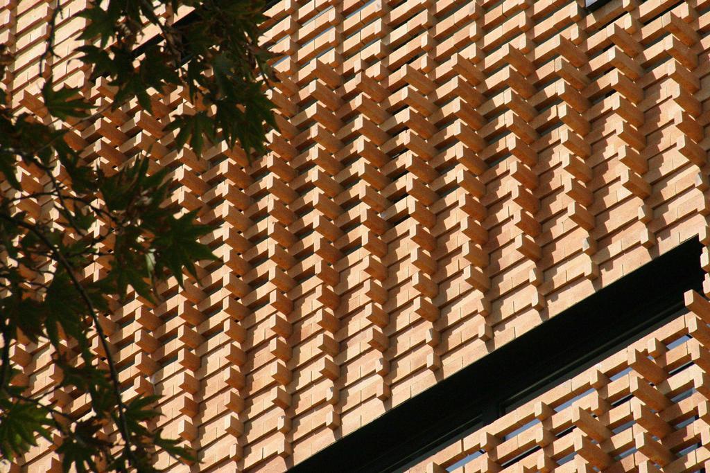 آجر نمای ساختمان