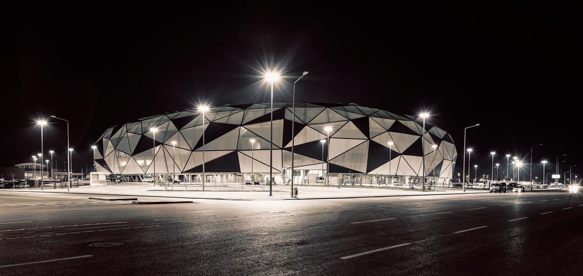 معماری استادیوم