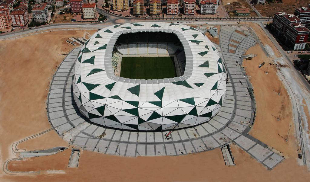 زیباترین ورزشگاه جهان