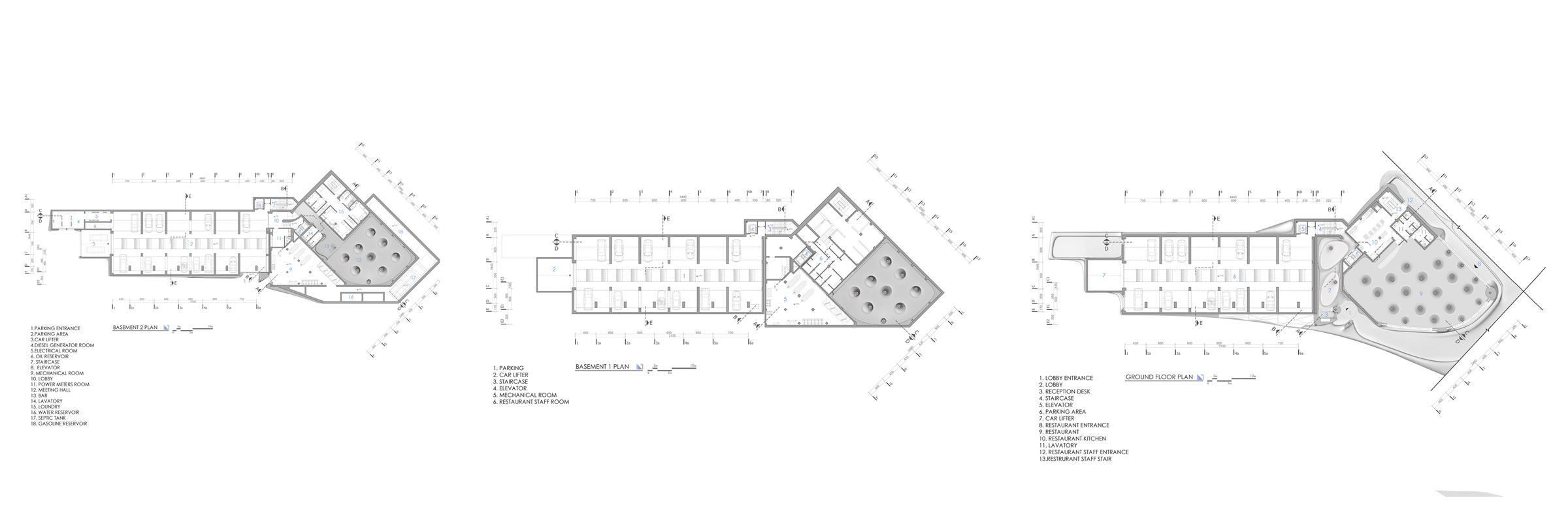 ضوابط طراحی هتل