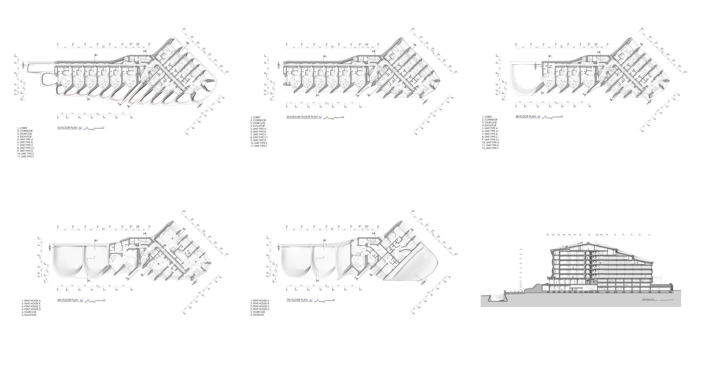 طراحی هتل در معماری