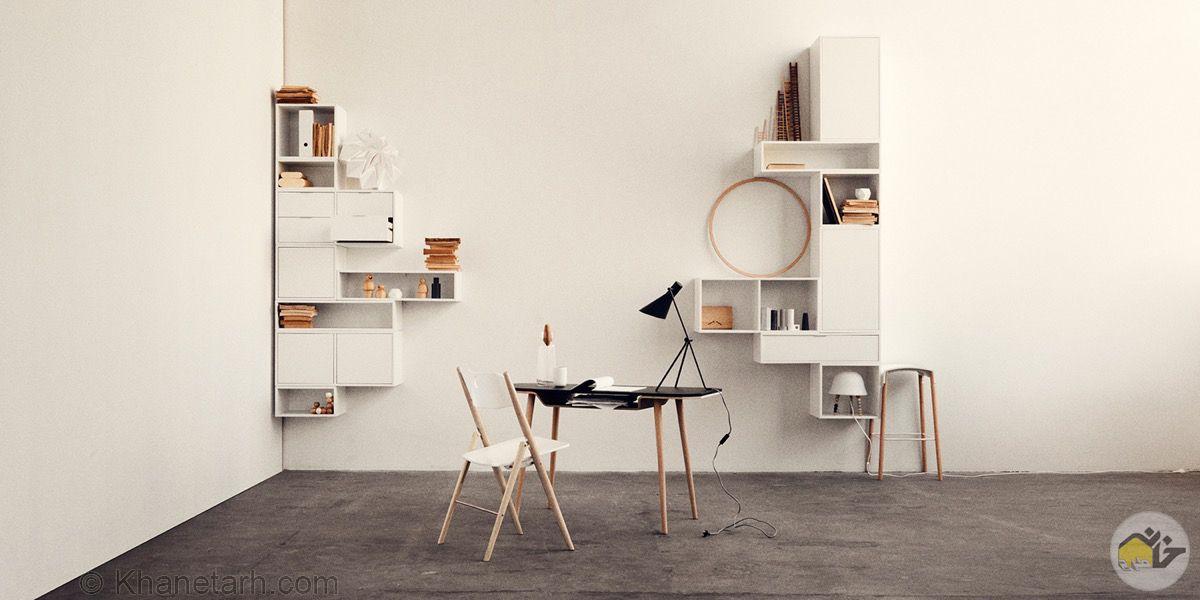 طراحی داخلی دفتر