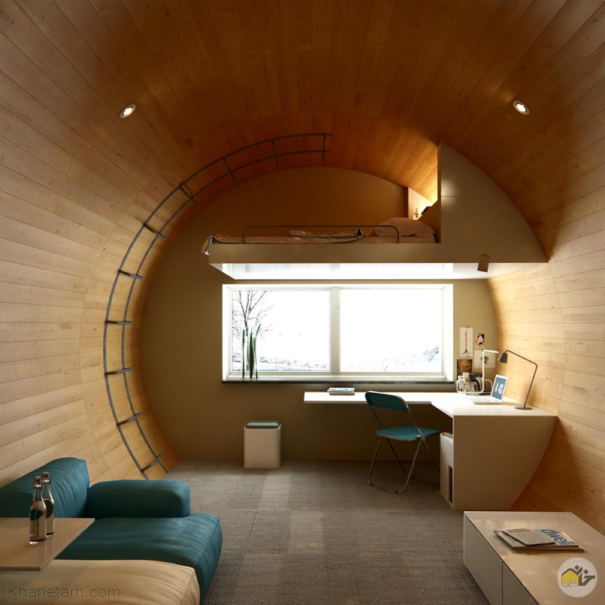 مدل اتاق خواب