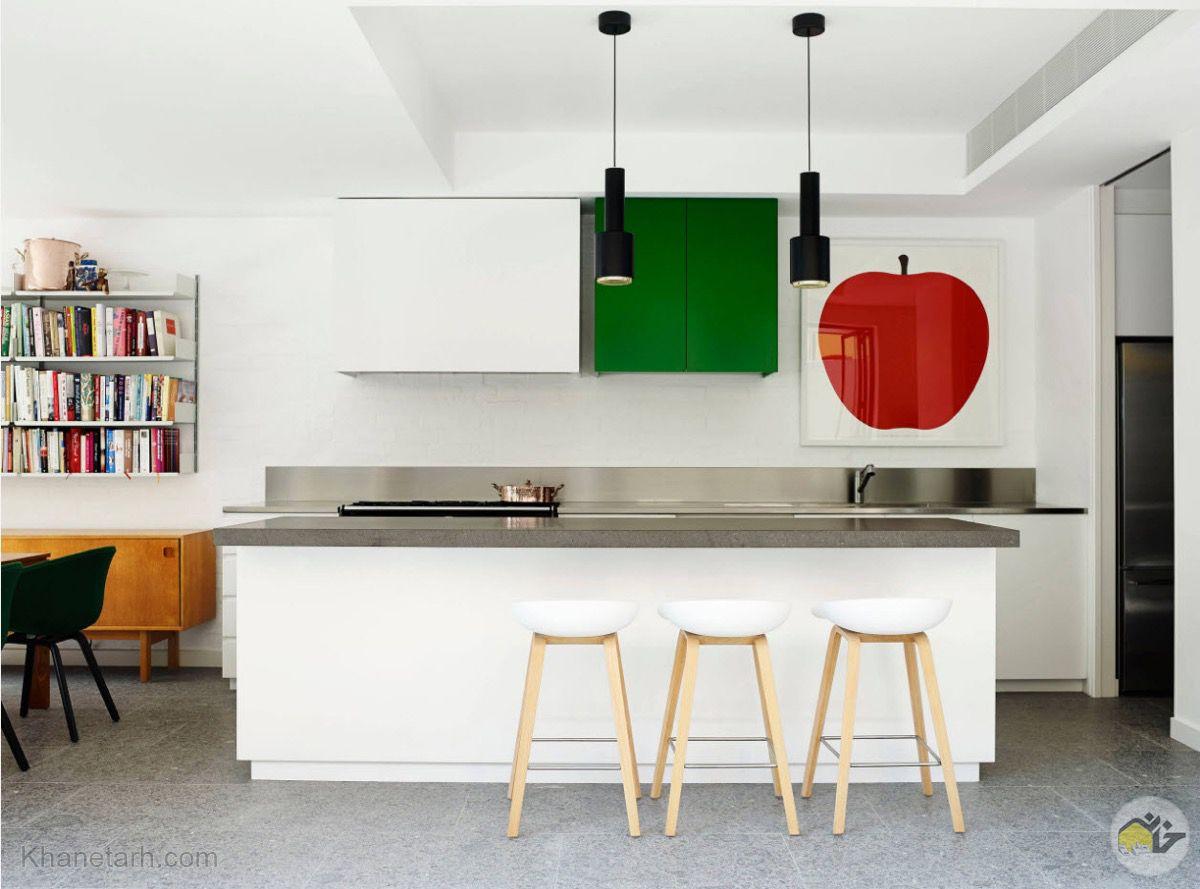 تزیین آشپزخانه