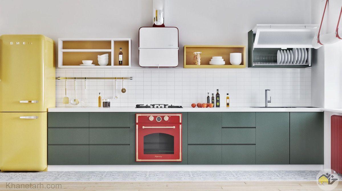 مدل دکورسیون آشپزخانه