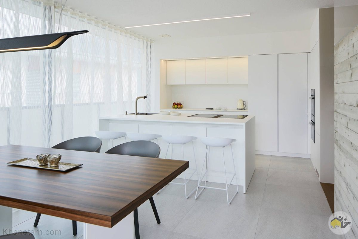 دکورسیون آشپزخانه جدید