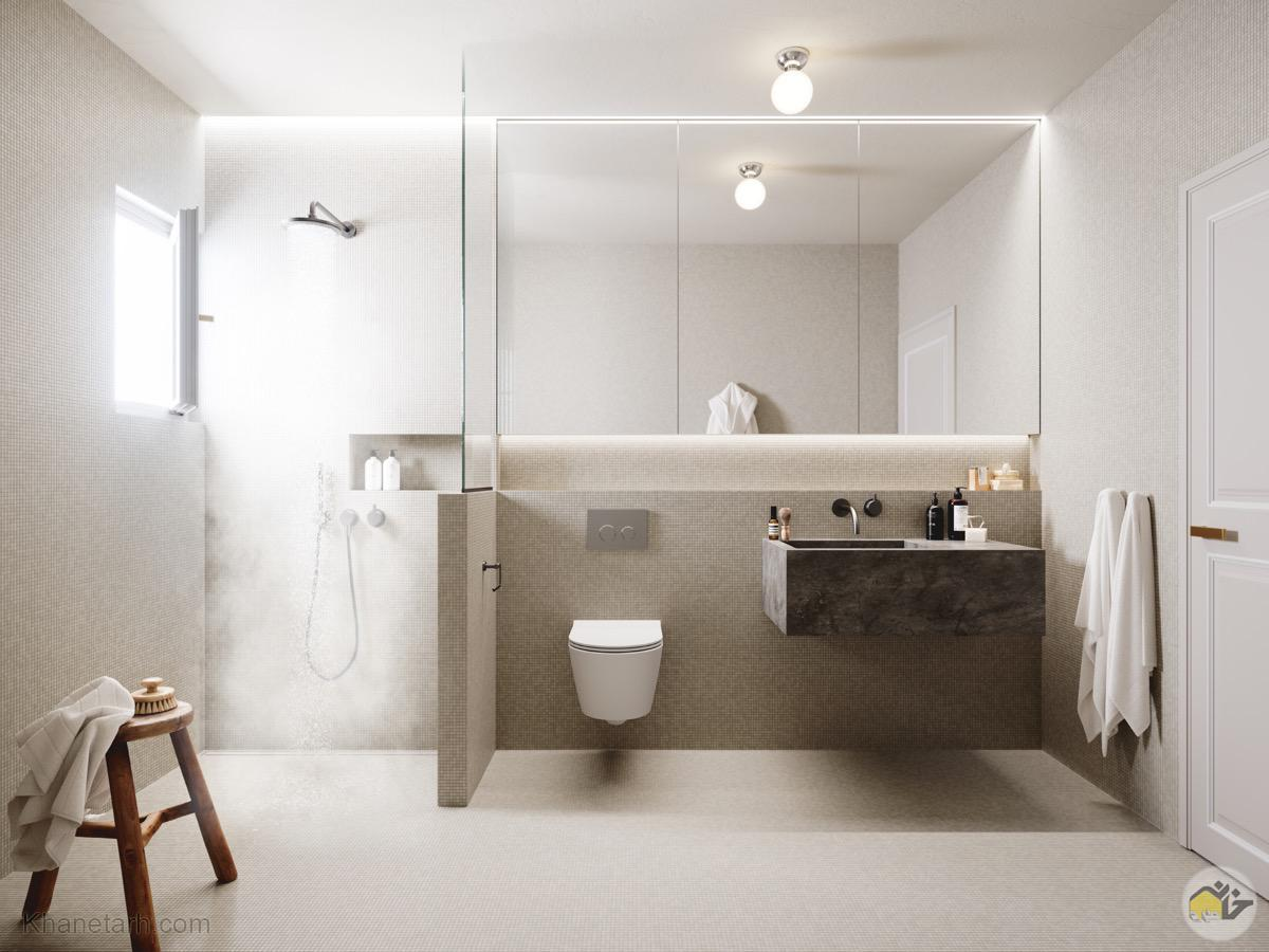 عکس دستشویی