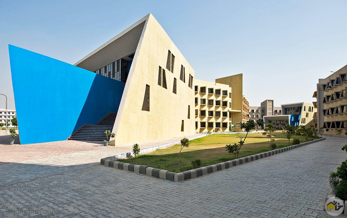 طراحی نمای بیرونی ساختمان