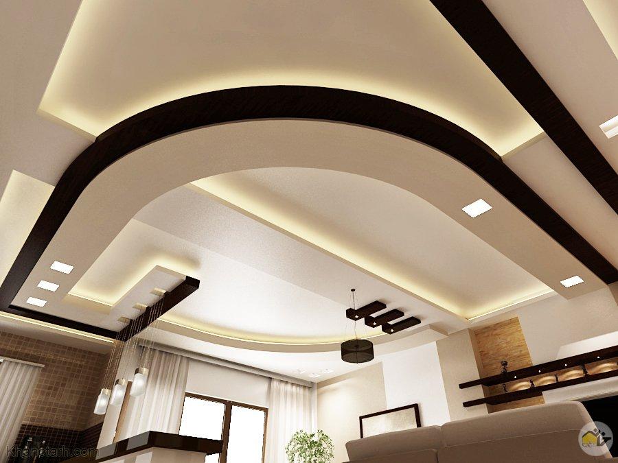 رابیتس کاری سقف پذیرایی