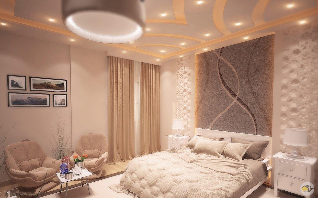 سقف اتاق خواب