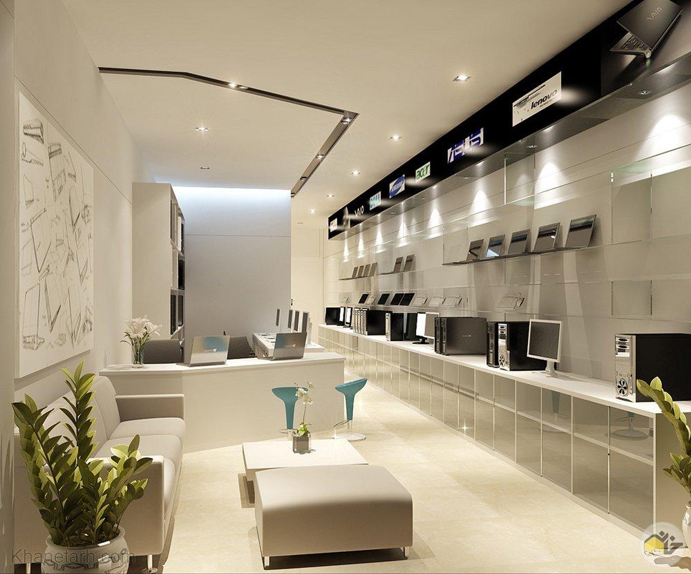 دیزاین مغازه بوتیک