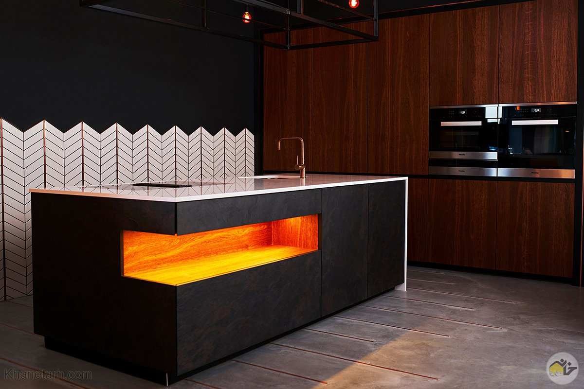 مدل آشپزخانه