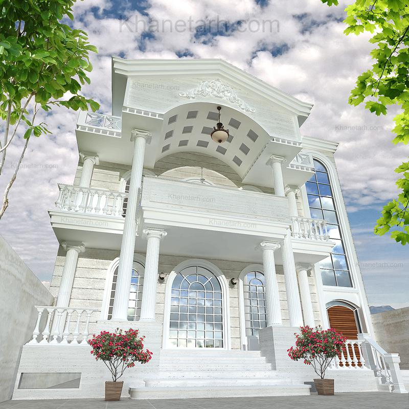 طراحی نمای ساختمان در زاهدان