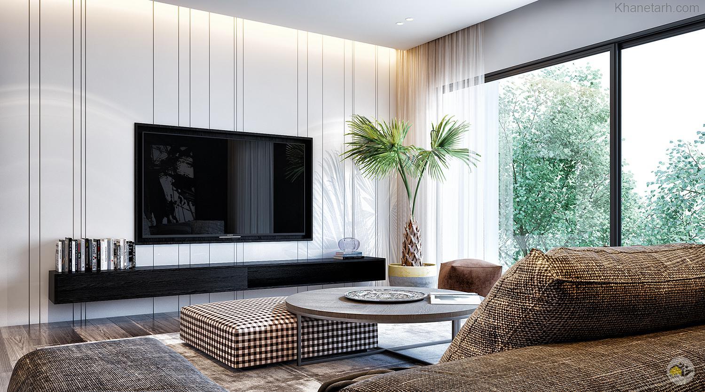 مدل تلویزیون دیواری