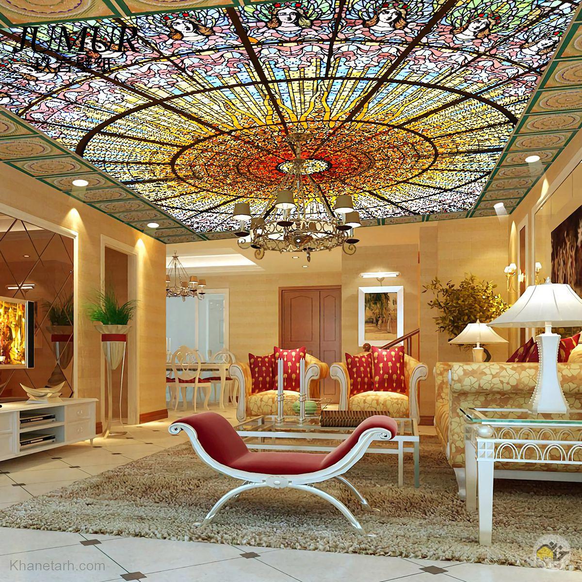 انواع سقف کاذب