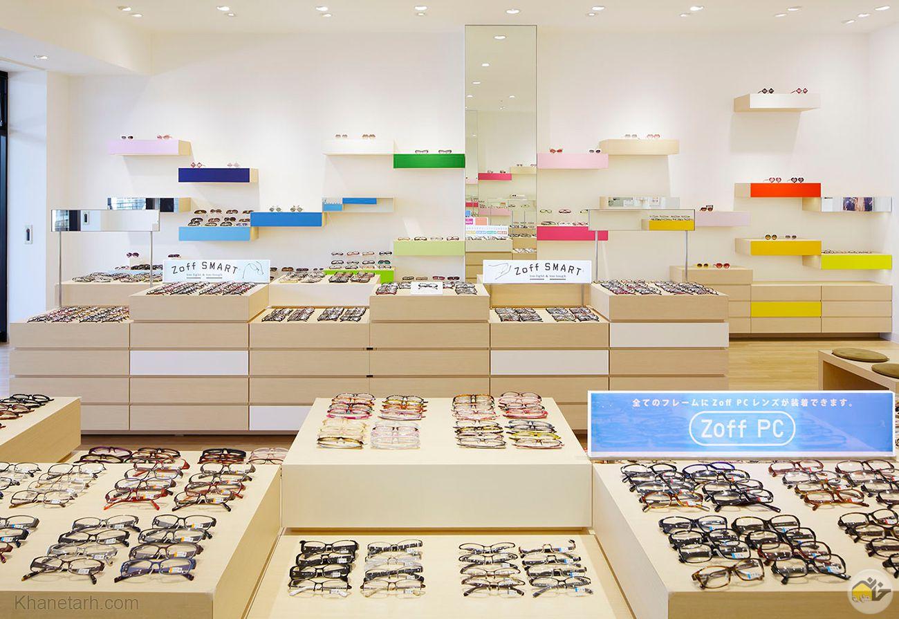 دکوراسیون عینک