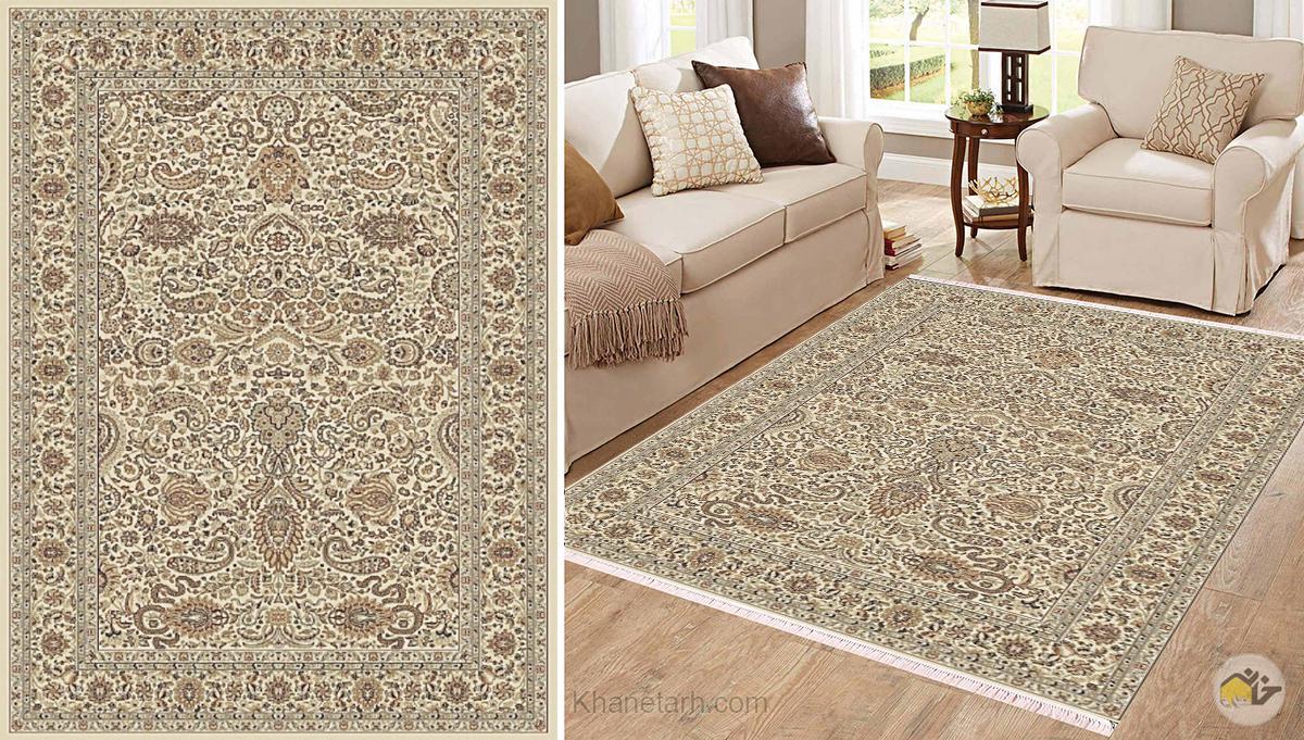 طرح های فرش