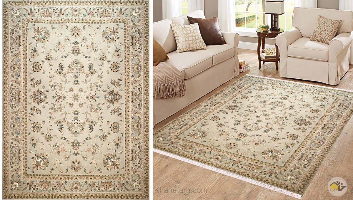 طرح فرش ایرانی
