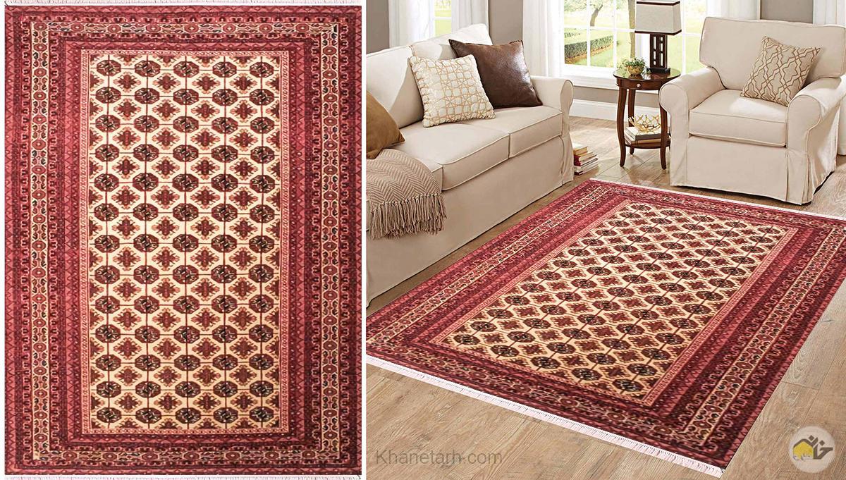 نقشه فرش سنتی
