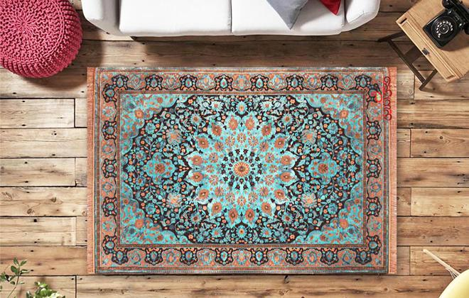 انواع طرح فرش ایرانی