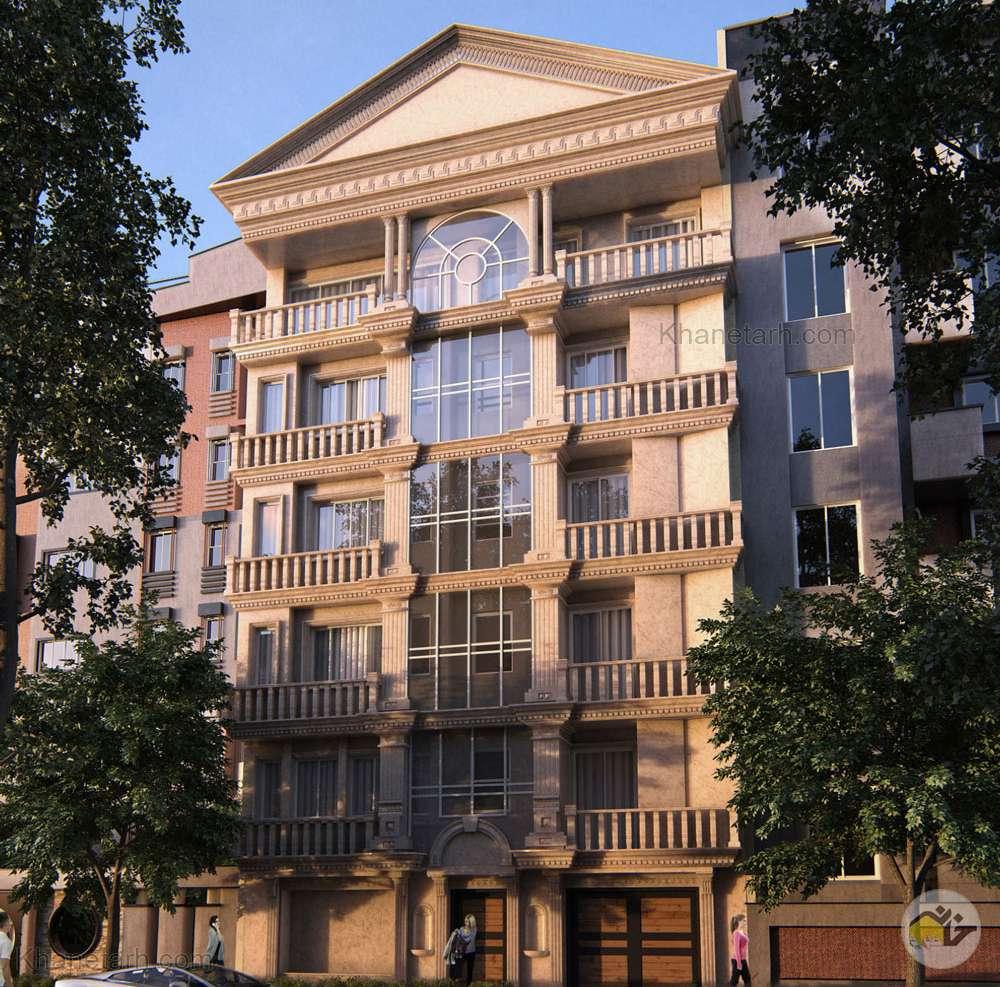 نمای ساختمان