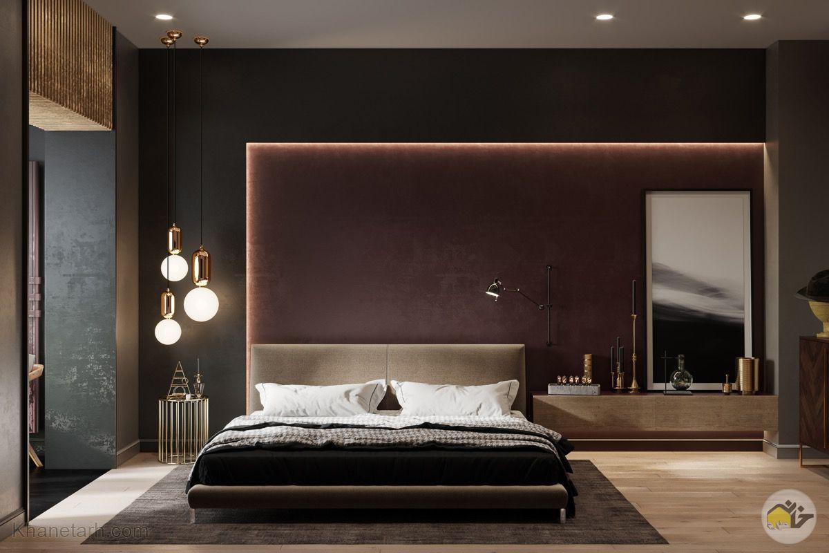 کناف اتاق خواب