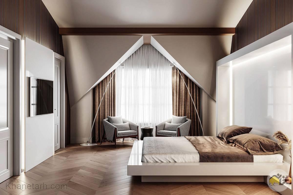 اتاق خواب مستر یعنی چی