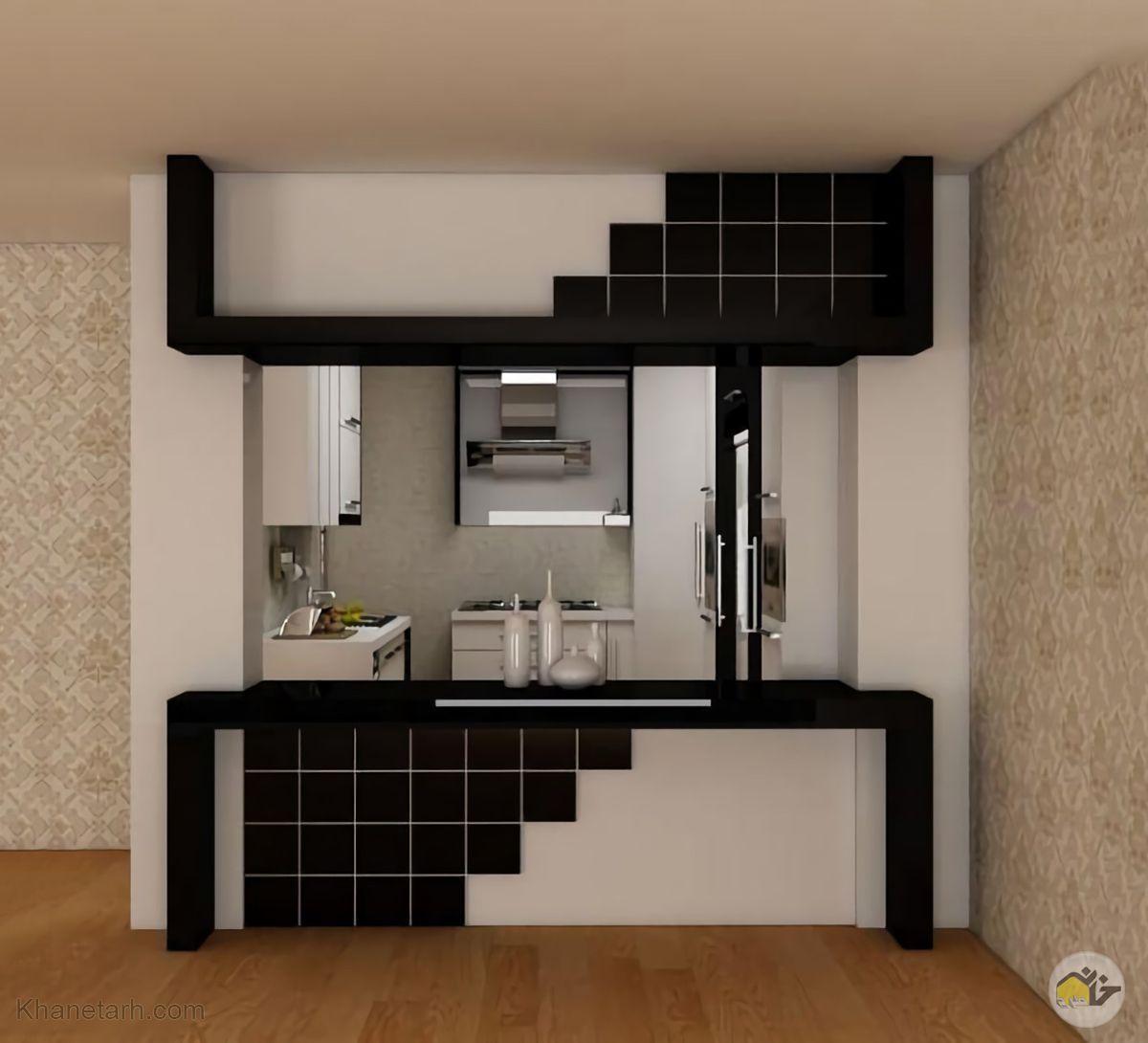 مدل اپن آشپزخانه