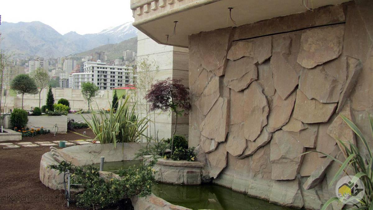 آبنما خانگی دیواری