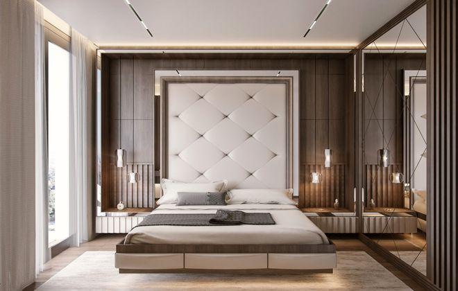 اتاق خواب مستر