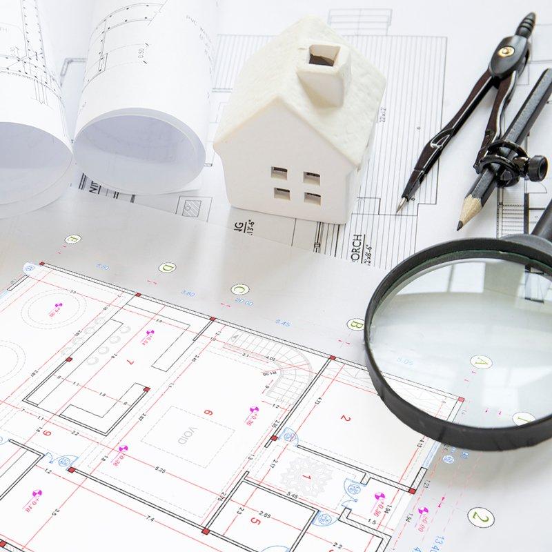 نقشه ساختمان دوبلکس