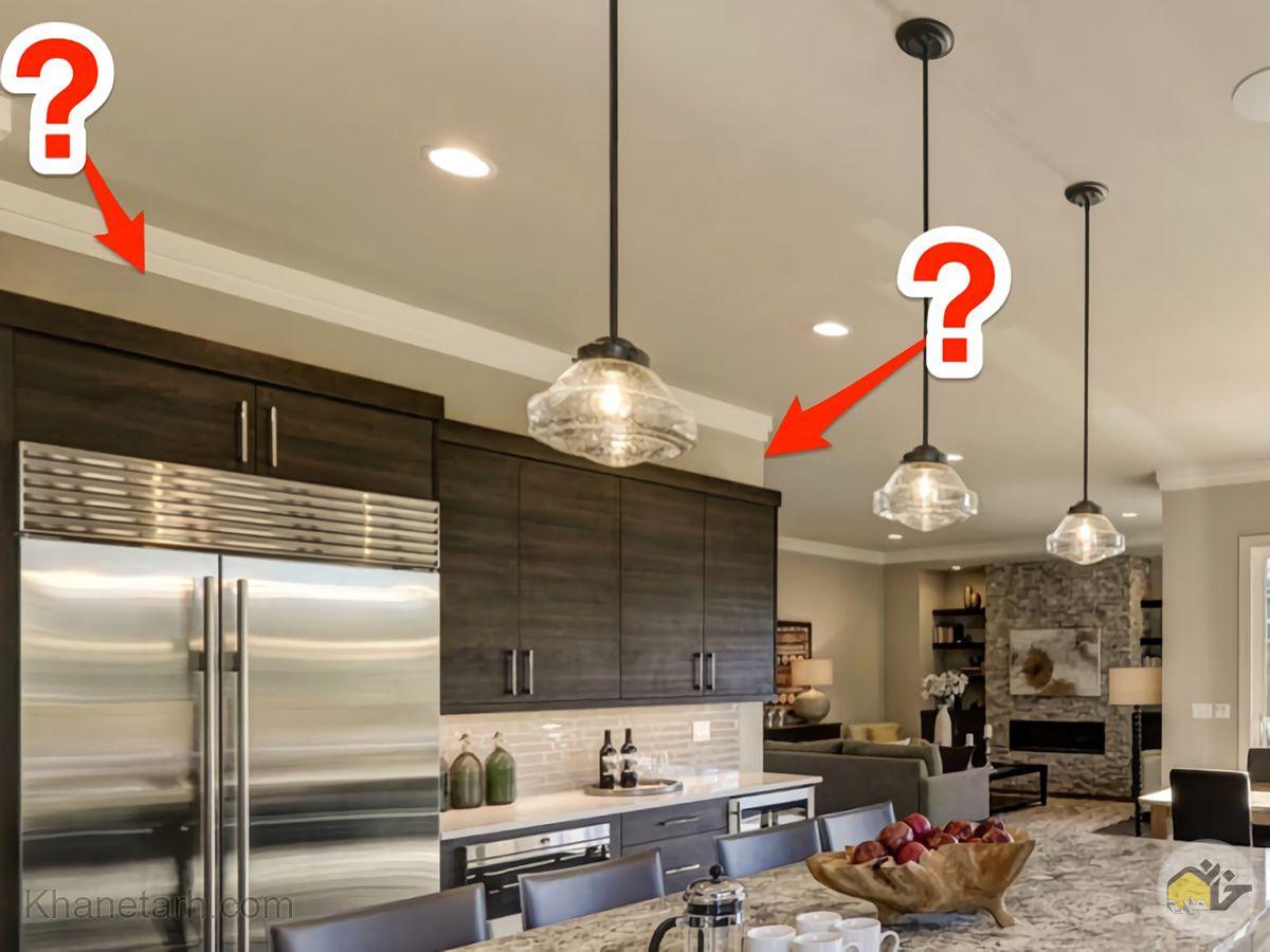 اشتباهات در طراحی آشپزخانه